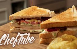 How to Make a New York Club Sandwich